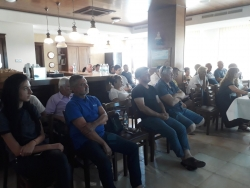 Regional meeting with farmers from south-east Bulgaria